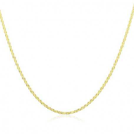 Cadena Eslabón Oro Orleans
