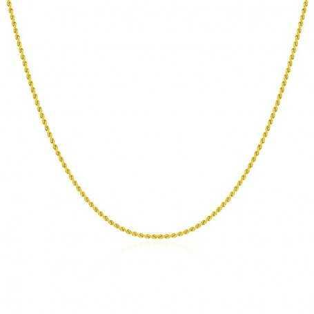 Cordon 18k oro Aresso