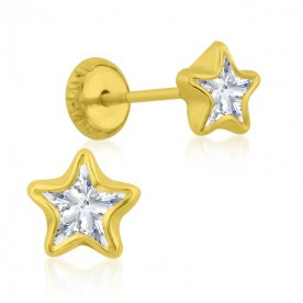 Pendiente Infantil Estrella Mery
