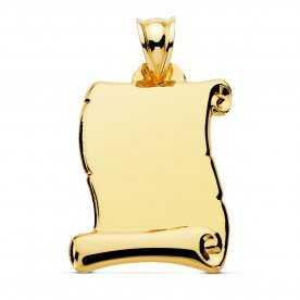 Chapa Pergamino Oro Taylor