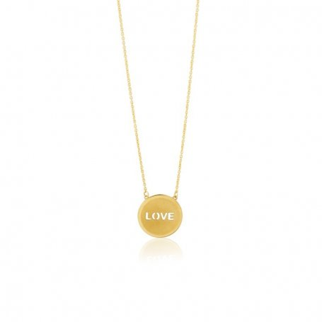 Gargantilla Icon Love 18K