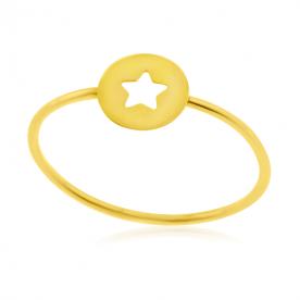 Sortija Estrella 18K