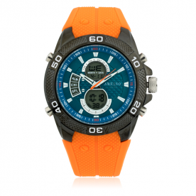 Reloj Mutant Orange Aresso Sport