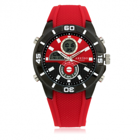 Reloj Turbo Red Aresso Sport
