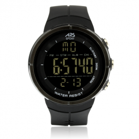 Reloj ARS Mountain Digital Negro