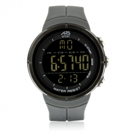 Reloj ARS Mountain Digital Gris