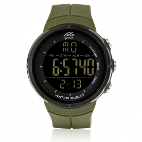 Reloj ARS Mountain Digital Verde