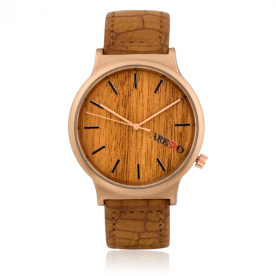Reloj Aresso Tropical Marrón