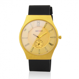 Reloj Aresso Executive Dorado