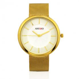 Reloj Aresso Boheme Dorado