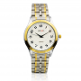 Reloj Hombre y Mujer Bicolor Textura Aresso