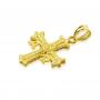 Colgante Cruz de la Victoria Oro 18k