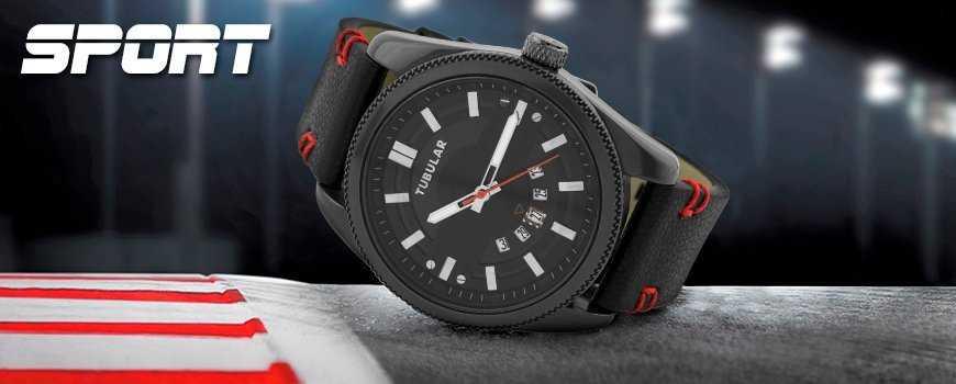 Relojes para hombre atrevidos y deportivos