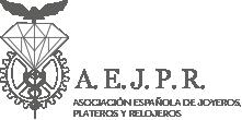 Sello Asociacion española de joyeros, relojeros y plateros