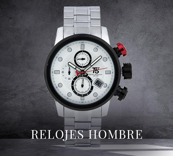 Reloj hombre Joyerias Aresso